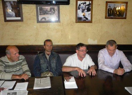 Засідання Політради Української партії