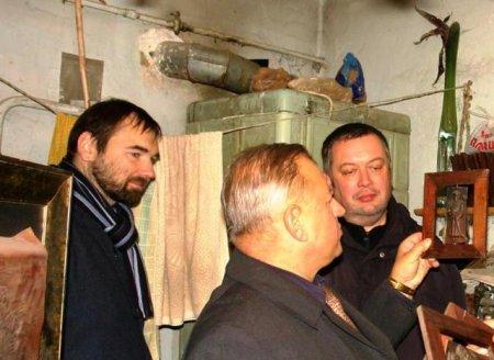 Зустріч активістів Української партії із львівськими підприємцями