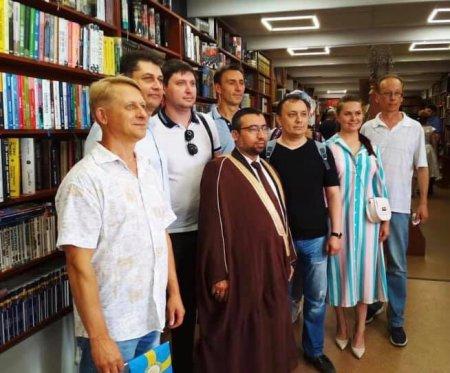 Українська партія разом з ГО «Об'єднай» взяла участь у створенні «Книжкового хабу на Петрівці»